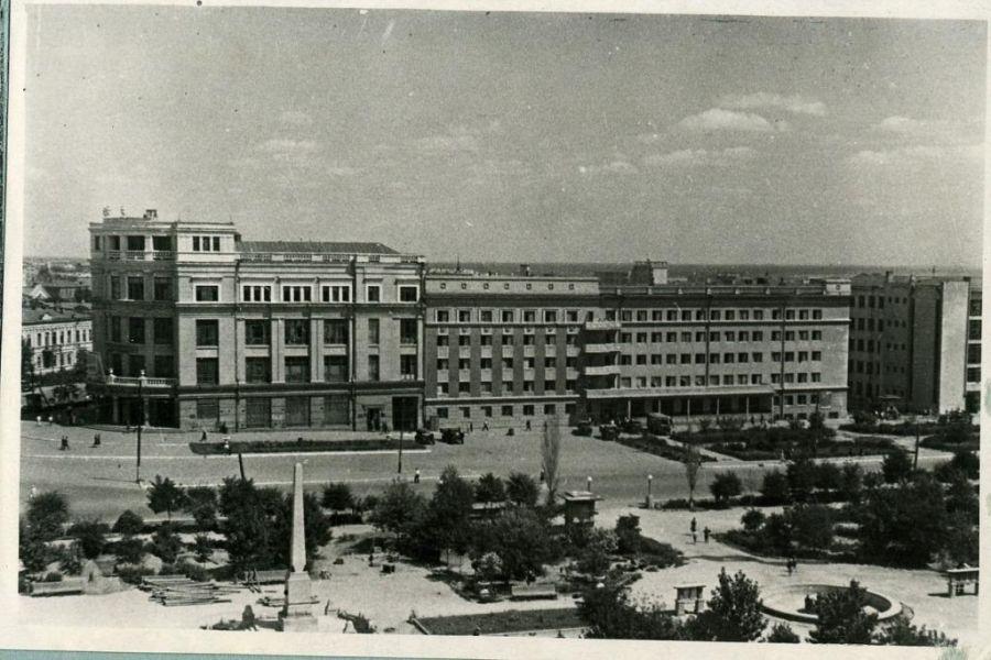 Фото старого волгограда